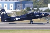Photo: Untitled, Grumman F7F Tigercat, N6178C