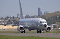 Photo: United States Navy, Boeing P-8A Poseidon, N391DS