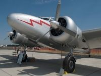 Photo: Untitled, Lockheed L-12A Electra, NC33RA