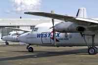 Photo: Westex Airlines, Fairchild F27, C-FVQE