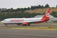 Photo: Air Berlin, Boeing 737-800, D-ABKV