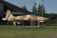 Photo: United States Air Force, Northrop F-5 Freendom Fighter/Tiger II, 74-1556