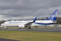 Photo: Air Austral, Boeing 737-800, F-ONGA