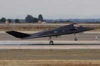 Photo: United States Air Force, Lockheed F-117 NightHawk, 85-0830