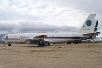 Photo: General Electric, Boeing 707-300, N707GE