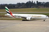 Photo: Emirates, Boeing 777-200, A6-EME