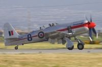 Photo: Untitled, Hawker Sea Fury, NX20SF