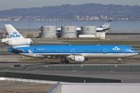 Photo: KLM - Royal Dutch Airlines, McDonnell Douglas MD-11, PH-KCA