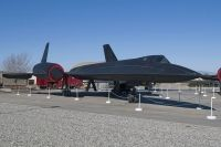 Photo: United States Air Force, Lockheed SR-71 Blackbird, 61-7973