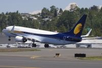 Photo: Jet Airways, Boeing 737-800, VT-JBQ