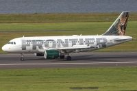 Photo: Frontier Airlines, Airbus A319, N947FR