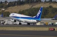 Photo: All Nippon Airways - ANA, Boeing 737-800, JA58AN