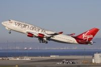 Photo: Virgin Atlantic Airways, Boeing 747-400, G-VROC