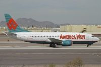 Photo: America West Airlines, Boeing 737-300, N316AW