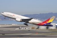 Photo: Asiana Airlines, Boeing 777-200, HL7739