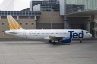 Photo: Ted, Airbus A320, N447UA