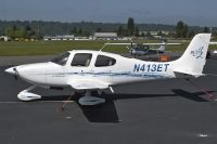 Photo: Private, Cirrus SR20, N413ET