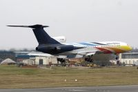 Photo: Balkan Holidays Air, Tupolev Tu-154, LZ-HMI