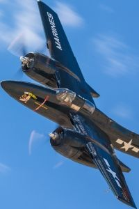 Photo: Untitled, Grumman F7F Tigercat, N700F