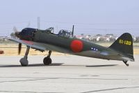Photo: Untitled, Mitsubishi A6M-3 Zero, NX46770