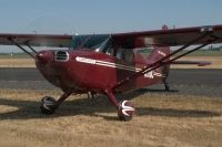 Photo: Untitled, Stinson 108 Voyager, N918C