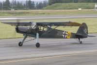 Photo: Untitled, Fiesler FI-156 Storch, N436FS