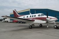 Photo: Untitled, Beech King Air, N190EF