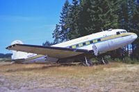 Photo: Untitled, Douglas DC-3, N63440