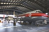 Photo: Trans Canada Airlines - TCA, Vickers Viscount 700, CF-THG
