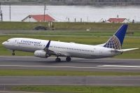 Photo: Continental Airlines, Boeing 737-900, N38403