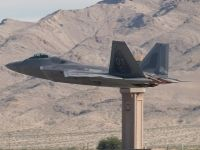Photo: United States Air Force, Lockheed F-22A Raptor, 00-0012