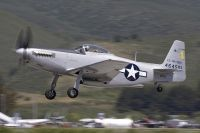 Photo: Untitled, North American P-51 Mustang, N551H