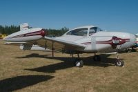 Photo: Untitled, TEMCO-Riley D-16A Twin Navion, N119N