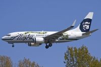 Photo: Alaska Airlines, Boeing 737-700, N609AS