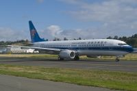 Photo: China Southern Airlines, Boeing 737-800, B-5469