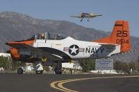 Photo: United States Navy, North American T-28 Trojan, N28XC