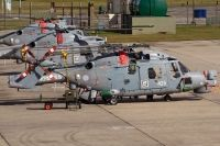 Photo: Royal Navy, Westland Lynx, ZD257