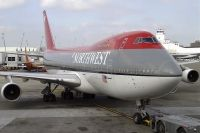 Photo: Northwest Airlines, Boeing 747-200, N631US