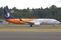 Photo: Shandong Airlines, Boeing 737-800, B-5590