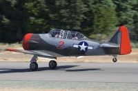 Photo: Untitled, North American T-6 Texan, N4485