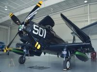 Photo: Untitled, Douglas A-1 Skyraider, N23827