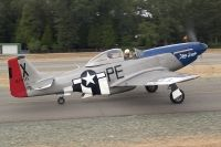 Photo: Untitled, North American P-51 Mustang, N5460V