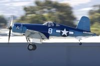 Photo: United States Navy, Vought FG-1D Corsair, N11Y
