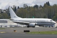 Photo: United States Navy, Boeing C-40, 165831