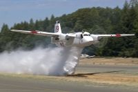 Photo: California Dept. of Forestry, Grumman S-2A Tracker, N425DF