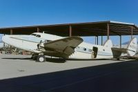 Photo: Untitled, Lockheed L-18 Lodestar, N1001S