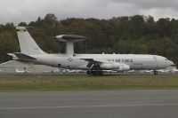 Photo: United States Air Force, Boeing E-3 Sentry, 31674