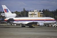 Photo: United Airlines, McDonnell Douglas DC-10-10, N1817U