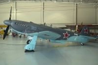 Photo: Untitled, Yakovlov Yak-3, N42YK