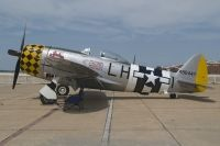 Photo: Untitled, Republic P-47 Thunderbolt, NX1345B